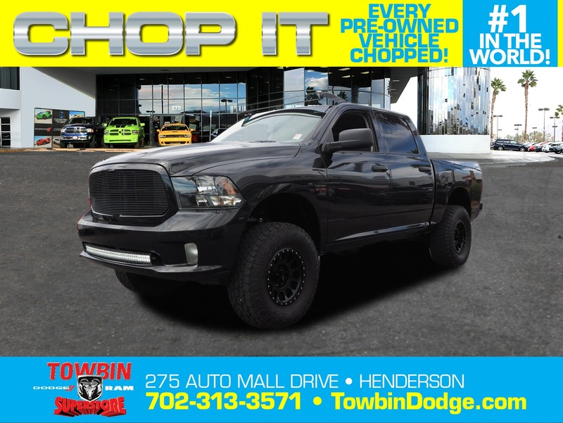 Pre-Owned 2016 RAM 1500 EXPRESS 4X4
