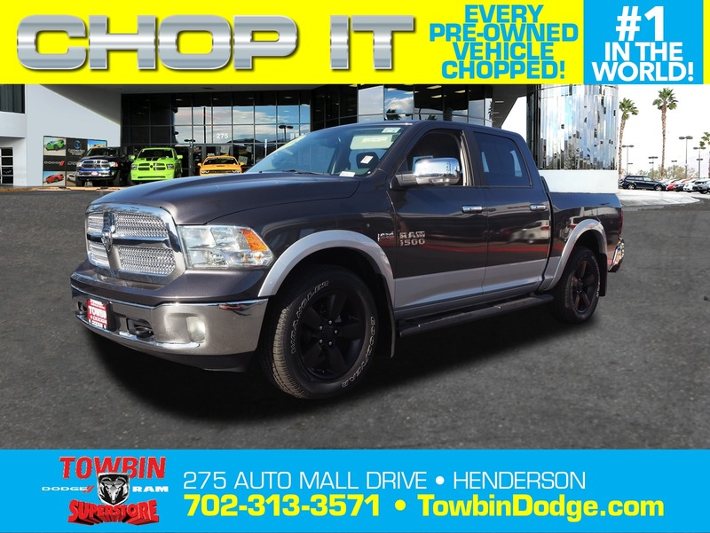 Pre-Owned 2018 RAM 1500 BIG HORN 4X4