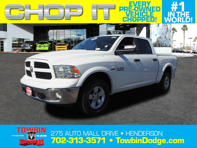 Pre-Owned 2014 RAM 1500 OUTDOORSMAN 4X4