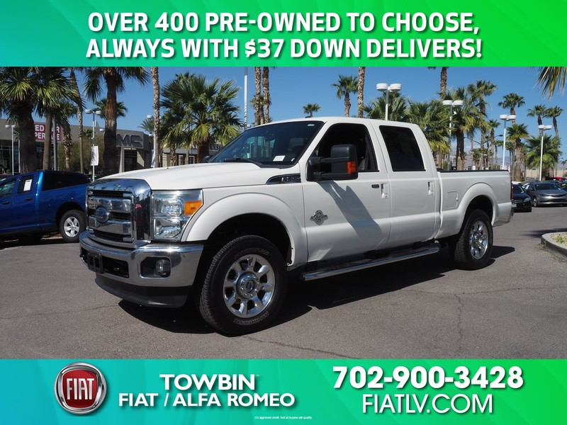 Pre-Owned 2013 FORD F-250 SD LARIAT 4X4