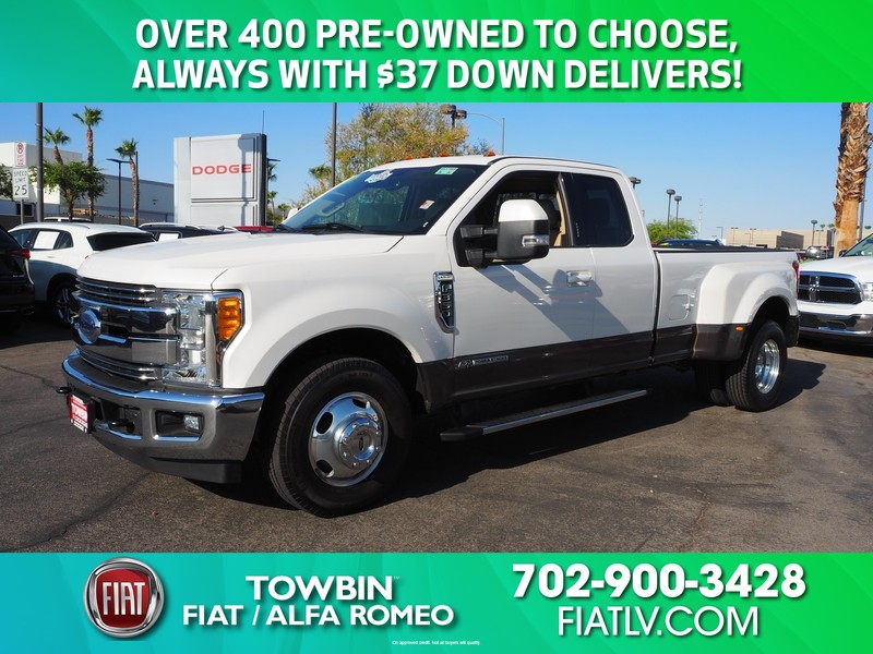 Pre-Owned 2017 FORD F-350 SD