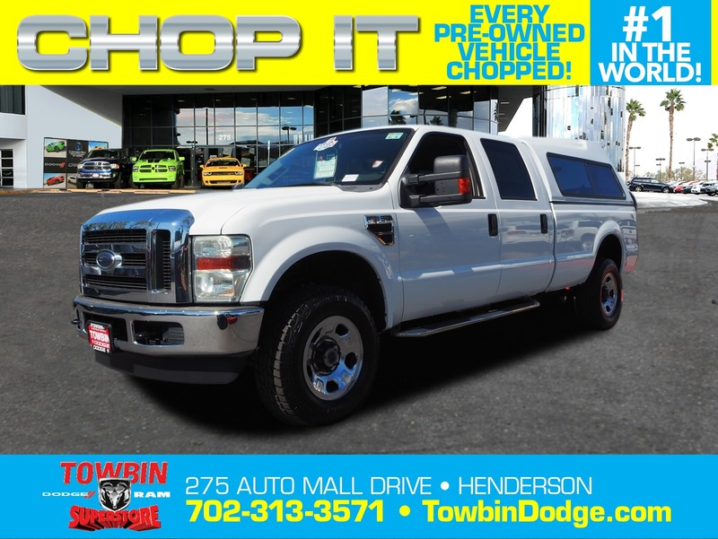 Pre-Owned 2009 FORD F-350 SD XLT 4X4