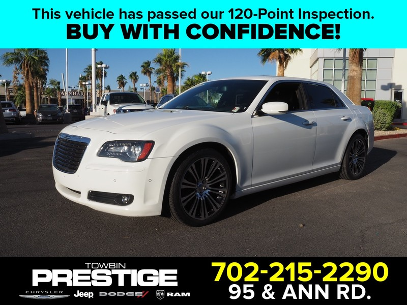 Pre-Owned 2013 CHRYSLER 300 4DR SDN 300S RWD