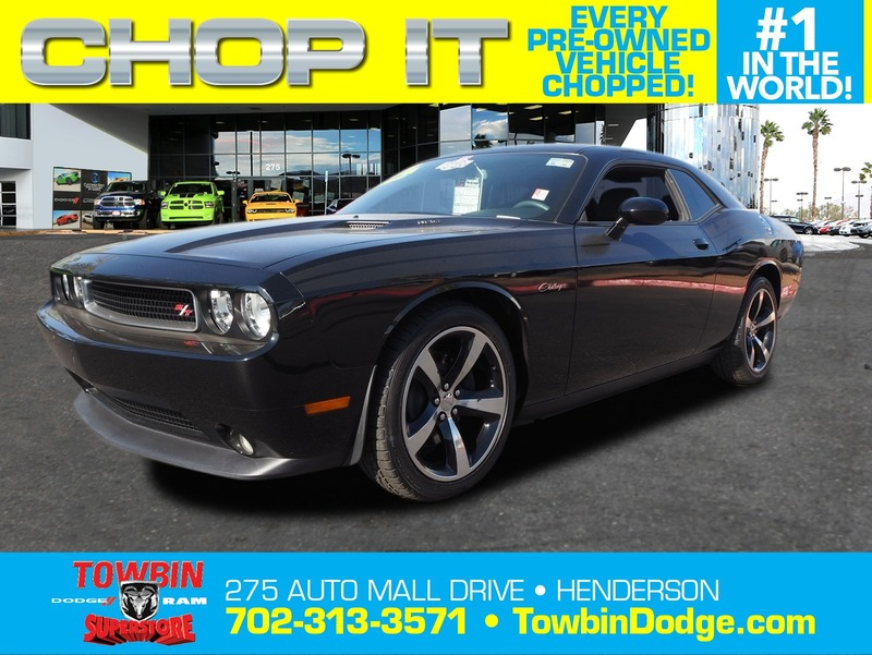 Pre-Owned 2014 DODGE CHALLENGER R/T CLASSIC