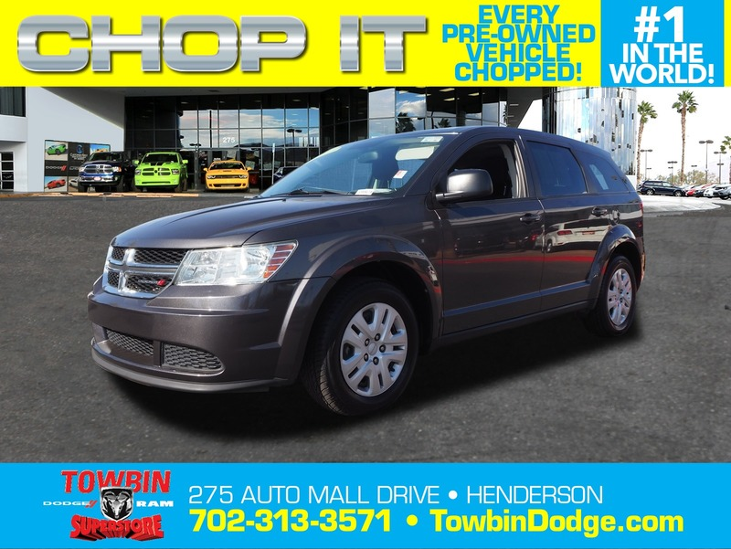 Pre-Owned 2015 DODGE JOURNEY AVP UCONNECT