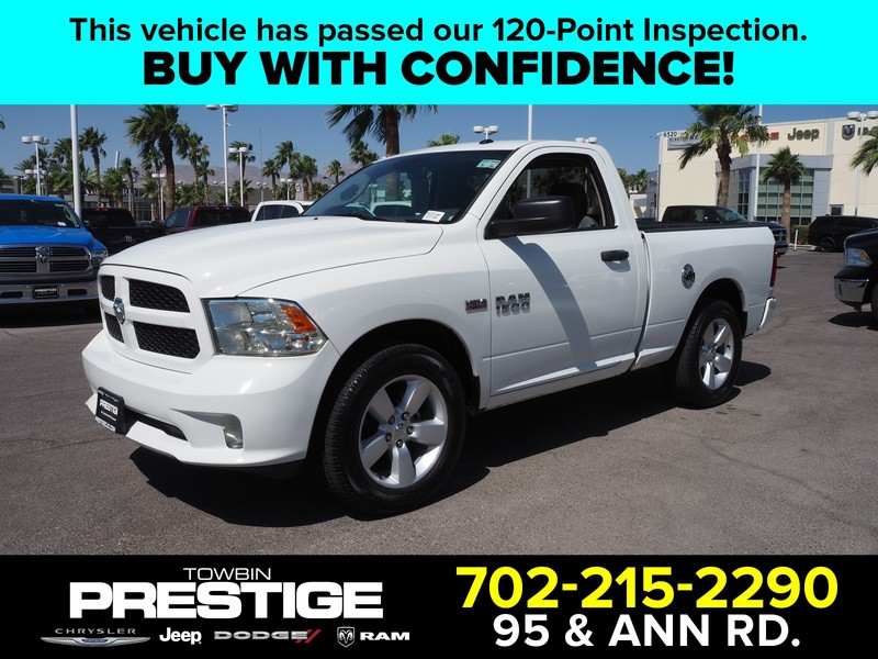 Pre-Owned 2014 RAM 1500 2WD REG CAB 120.5
