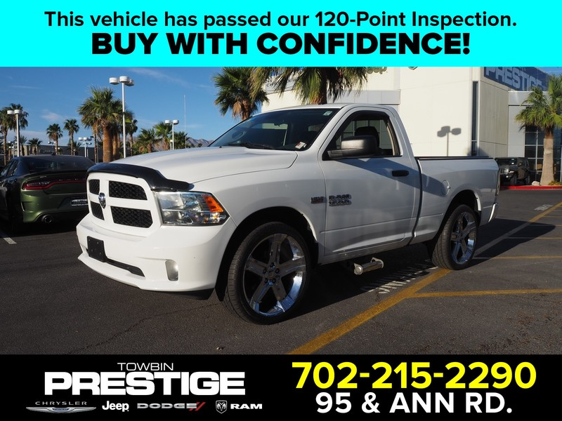 Pre-Owned 2013 RAM 1500 4WD REG CAB 120.5