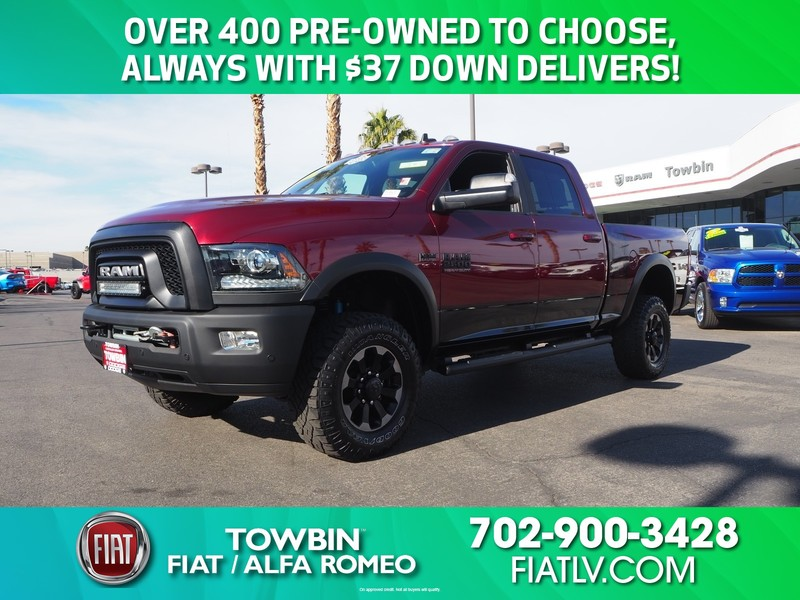 Pre-Owned 2018 RAM 2500 POWER WAGON 4X4