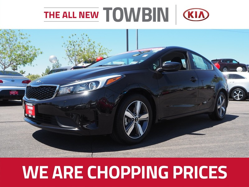 Pre-Owned 2018 KIA FORTE LX POPULAR