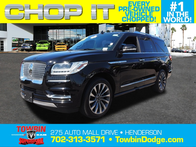 Pre-Owned 2018 LINCOLN NAVIGATOR SELECT 4X4