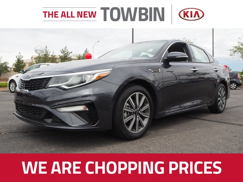 Pre-Owned 2019 KIA OPTIMA LX 2.4 PREMIUM