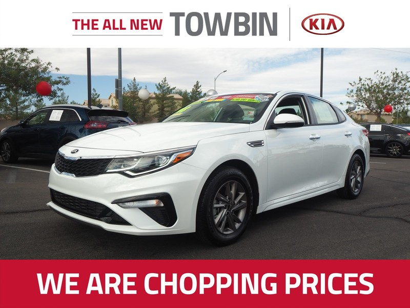 Pre-Owned 2019 KIA OPTIMA LX 2.4