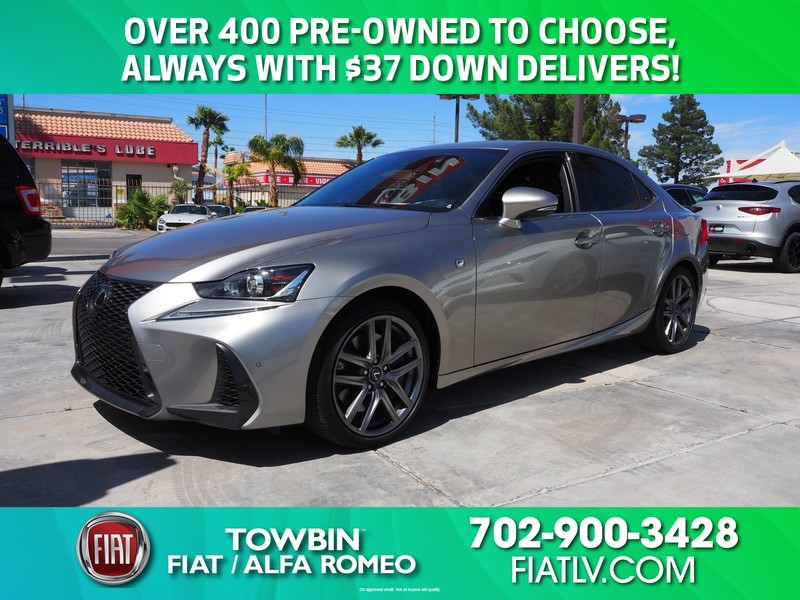 Pre-Owned 2018 LEXUS IS300 F SPORT