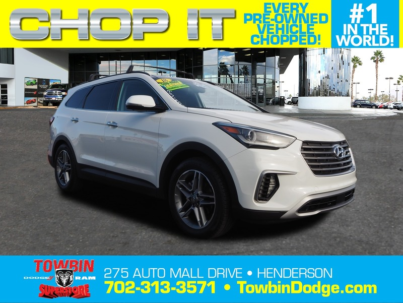 Pre-Owned 2018 HYUNDAI SANTA FE LIMITED