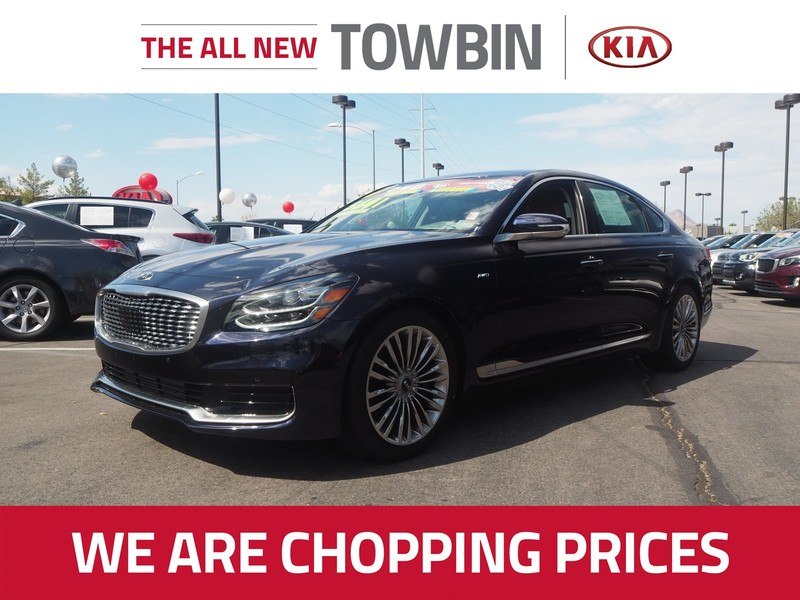 Pre-Owned 2019 KIA K900 LUXURY W/VIP