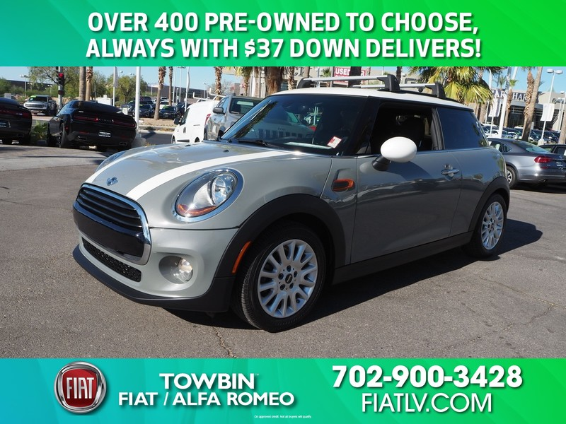 Pre-Owned 2016 MINI COOPER 2DR HB