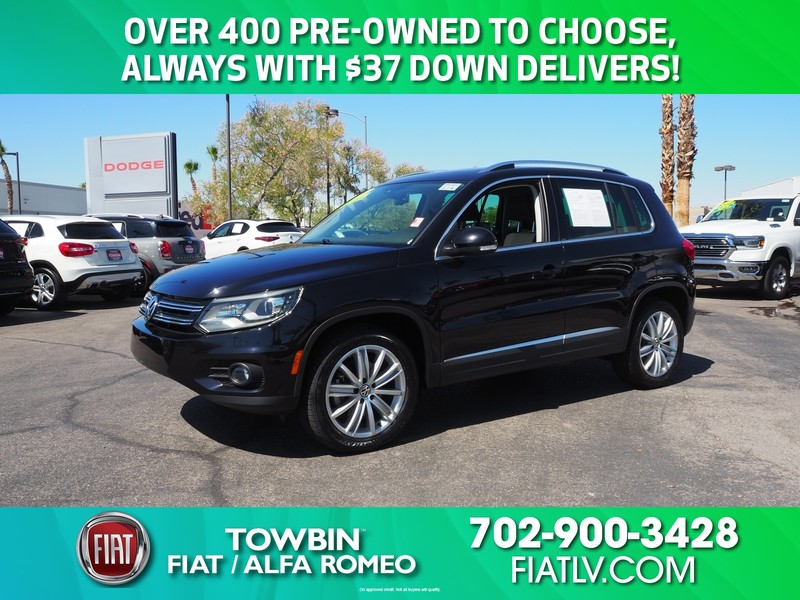 Pre-Owned 2016 VOLKSWAGEN TIGUAN 2WD 4DR AUTO SE
