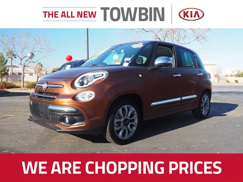 Pre-Owned 2018 FIAT 500L LOUNGE