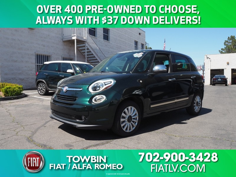 Pre-Owned 2015 FIAT 500L LOUNGE