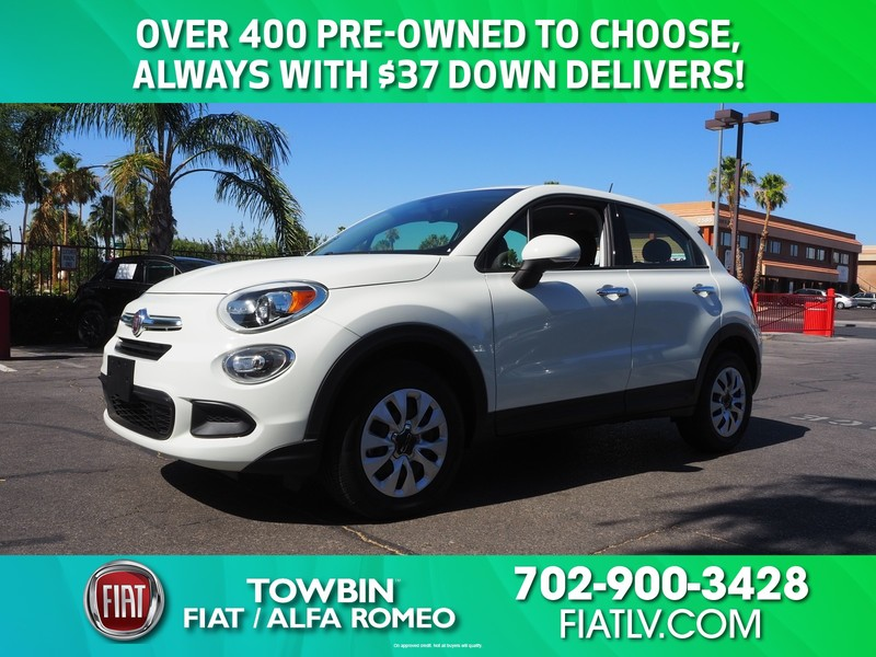 Pre-Owned 2018 FIAT 500X POP FWD