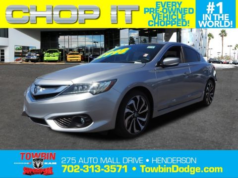Pre-Owned 2017 Acura ILX TECH PLUS