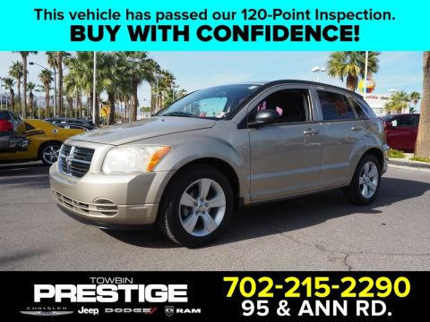 Pre-Owned 2010 DODGE CALIBER 4DR HB SXT