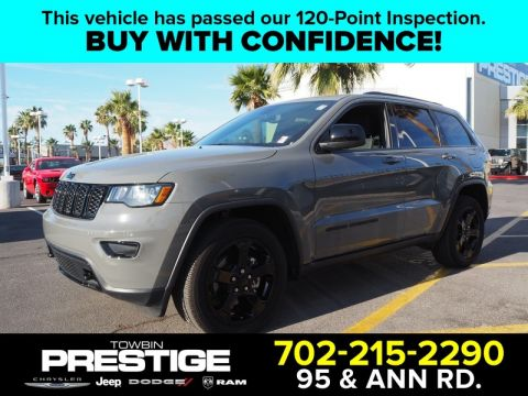 Pre-Owned 2019 JEEP GRAND CHEROKEE UPLAND 4X2