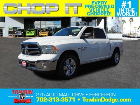 Pre-Owned 2019 RAM 1500 CLASSIC BIG HORN RAMBOX