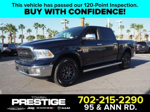 Pre-Owned 2016 RAM 1500 4WD CREW CAB 140.5