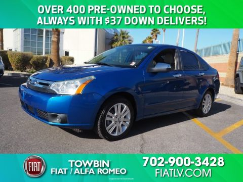 Pre-Owned 2010 FORD FOCUS SEL