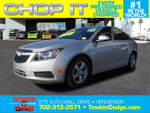 Pre-Owned 2013 CHEVROLET CRUZE 1LT 1SD