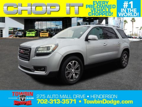 Pre-Owned 2016 GMC ACADIA SLT1