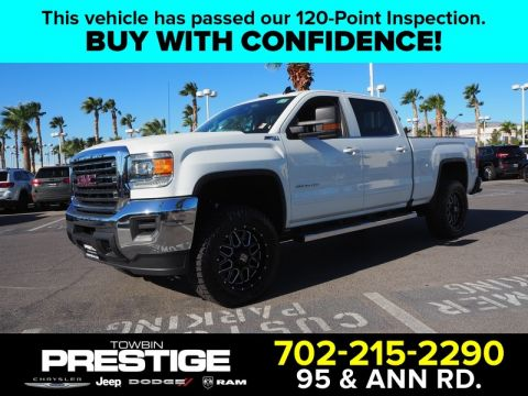 Pre-Owned 2016 GMC SIERRA 3500 HD