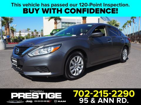 Pre-Owned 2016 NISSAN ALTIMA 4DR SDN I4 2.5