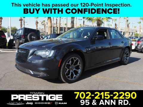Pre-Owned 2018 CHRYSLER 300 TOURING RWD