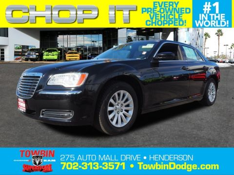 Pre-Owned 2014 CHRYSLER 300