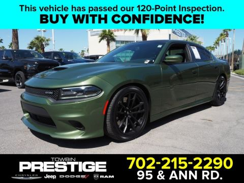 Pre-Owned 2018 DODGE CHARGER DAYTONA 392 RWD