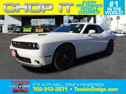 Pre-Owned 2016 DODGE CHALLENGER R/T