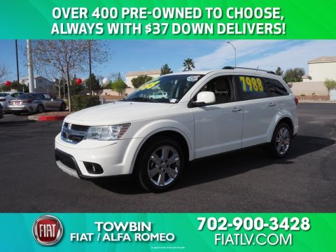 Pre-Owned 2012 DODGE JOURNEY
