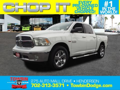 Pre-Owned 2015 RAM 1500 BIG HORN 4X4