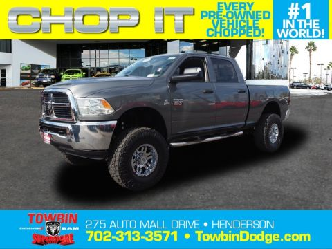 Pre-Owned 2012 DODGE RAM 2500 ST 4X4