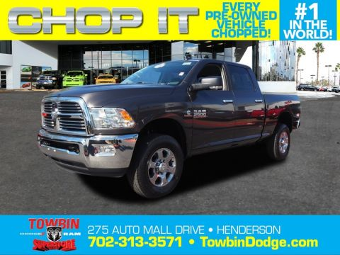 Pre-Owned 2017 RAM 2500 BIG HORN 4X4