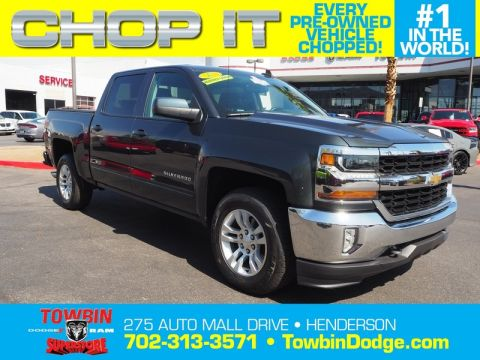 Pre-Owned 2017 CHEVROLET SILVERADO 1500 LT ALL-STAR