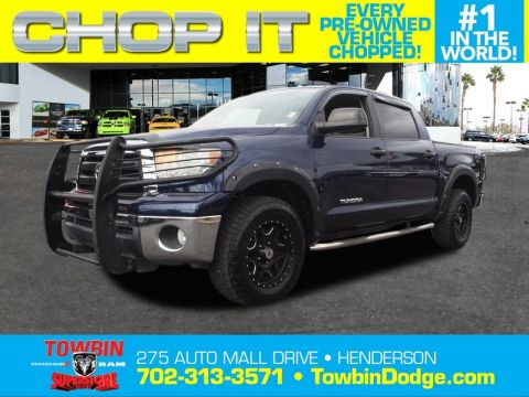 Pre-Owned 2013 TOYOTA TUNDRA 4X4