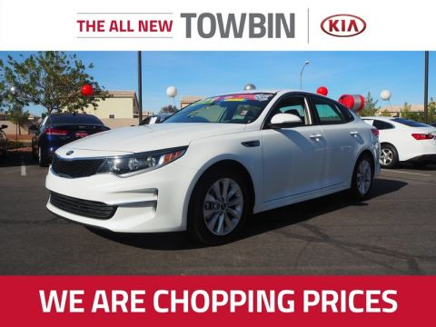 Pre-Owned 2018 KIA OPTIMA LX 2.4