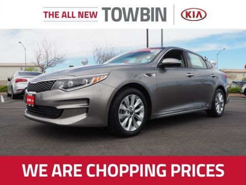 Pre-Owned 2016 KIA OPTIMA EX 2.4 PREMIUM