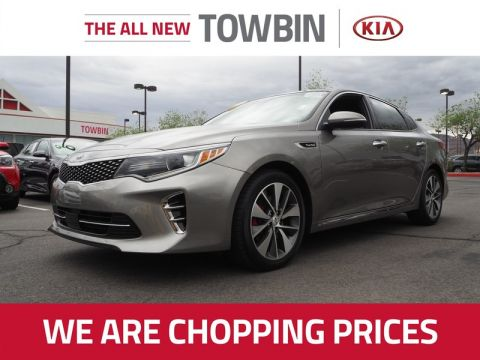 Pre-Owned 2016 KIA OPTIMA SXL 2.0T