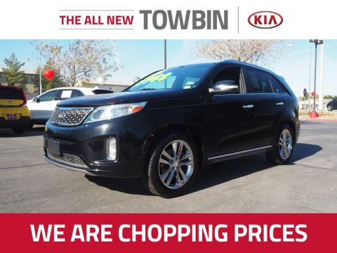 Pre-Owned 2015 KIA SORENTO LIMITED