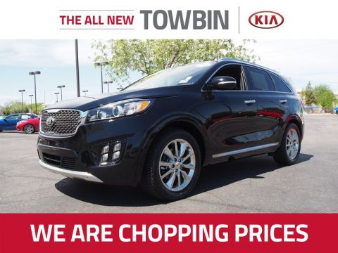 Pre-Owned 2017 KIA SORENTO SX LIMITED