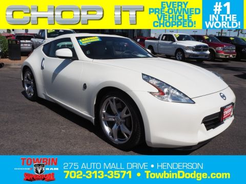 Pre-Owned 2009 NISSAN 370Z TOURING/NAV